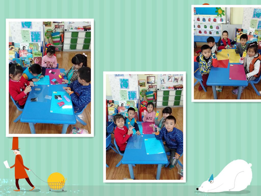 幼儿园美术橡皮泥做蛋糕教学活动设计图片
