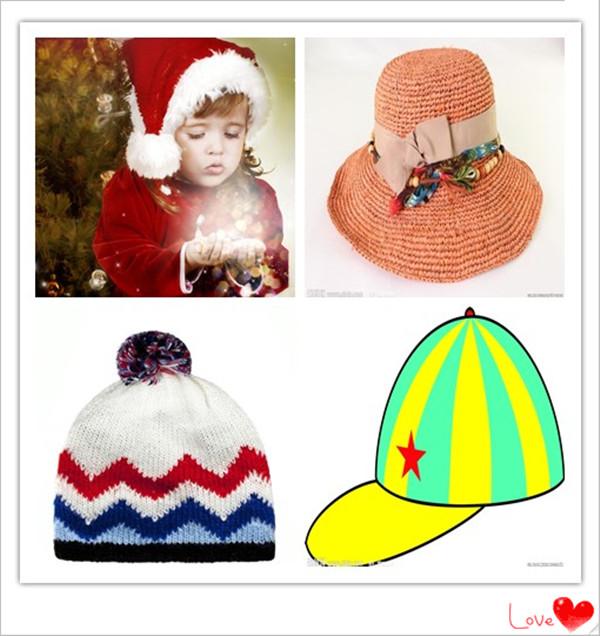 《漂亮的帽子》,下面请欣赏一下我们为寒冷中的小动物设计的漂亮的